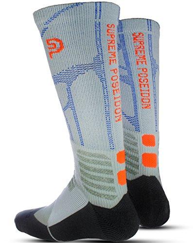 SUPREME POSEIDON Extreme Sports Socks