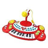 winfun - Piano electrónico con microfóno (46336)