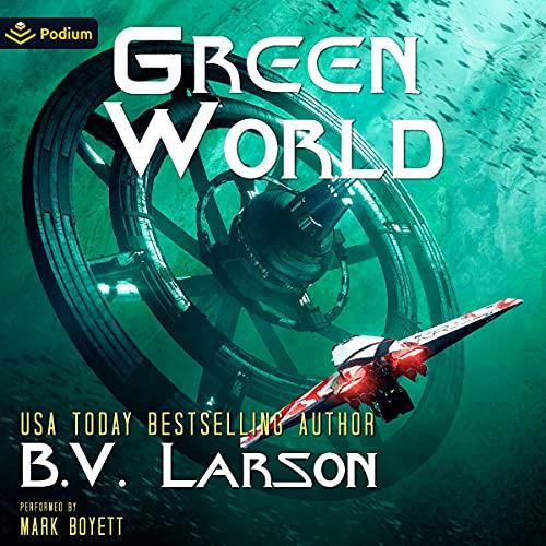 Green World cover art