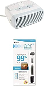 Holmes HEPA Type Desktop Air Purifier with replacement AER1 Total Air Filter