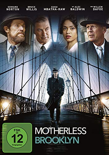 Motherless Brooklyn [Alemania] [DVD]