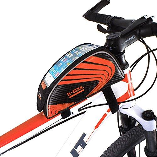 Bolsa de bicicleta Accesorios de ciclismo Bolsa de tija de sillín Bolsa de bolsa trasera trasera Bolsa de bicicleta Bolsa de sillín de bicicleta MTB a prueba de lluvia Bicicleta de carretera para cual