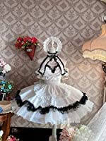 Fate/Grand Order ジャンヌ・ダルク メイド服 コスプレ衣装+髪飾り 全セット ウィッグ 靴 追加可