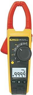 FLUKE (フルーク) フレキシブル電流プローブ付きAC/DCクランプメーター 999.9A【国内正規品】 376