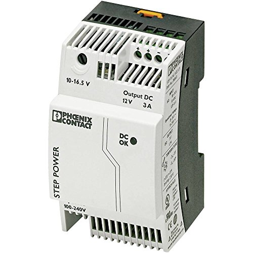 Phoenix Contact Voeding STEP-PS/ 1AC/12DC/3, 2868570