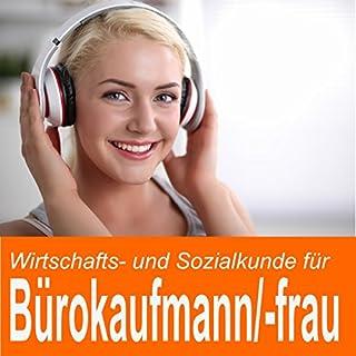 Wirtschafts- und Sozialkunde für Bürokaufmann / Bürokauffrau Titelbild