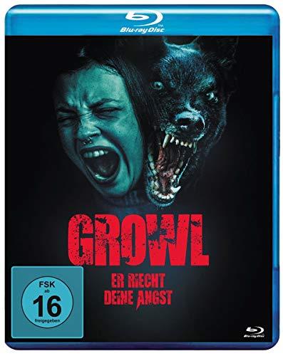 Growl - Er riecht deine Angst [Blu-ray]