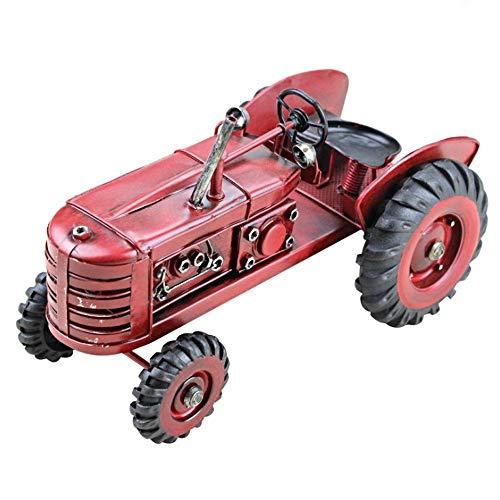 Auto modelo Estación Tractor Vehículos de colección retro