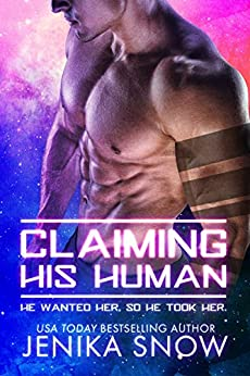 Claiming His Human (Rogues) by [Jenika Snow]