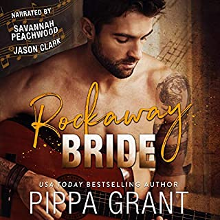 Rockaway Bride audiobook cover art