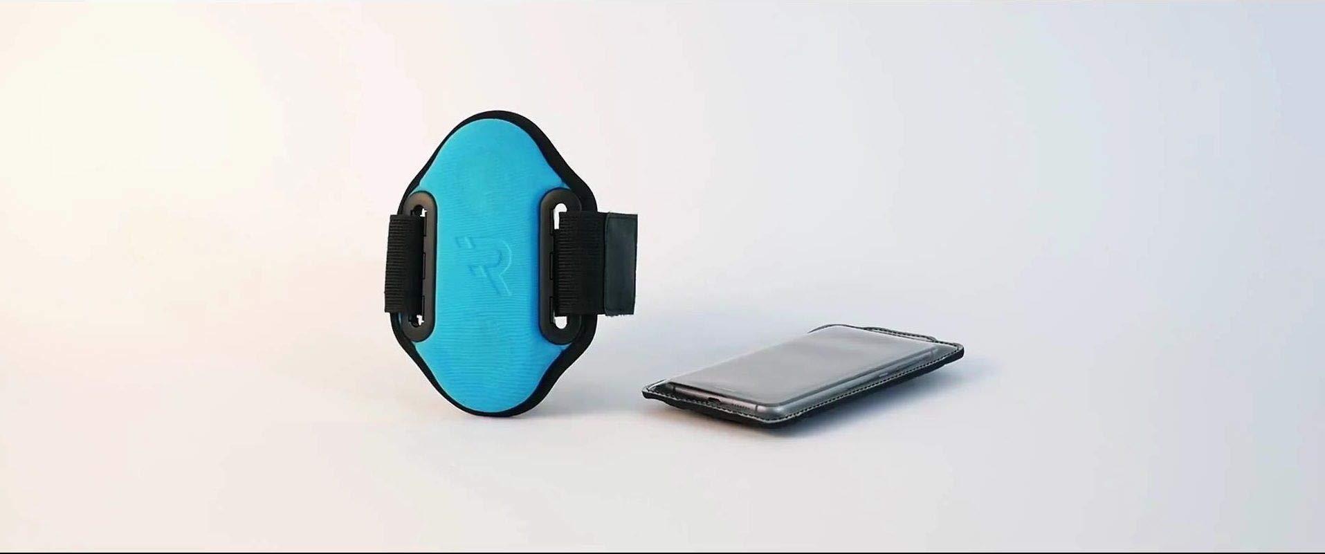 U-Run - Brazalete Deportivo magnético Universal para Smartphone ...