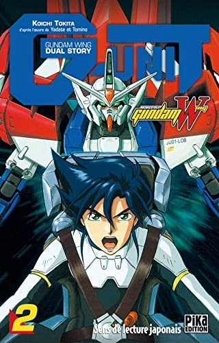Gundam Wing G-Unit, tome 2