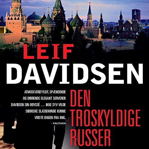 Den troskyldige russer cover art