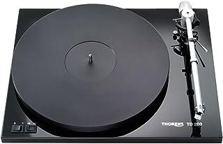 Thorens TD203 - Tocadiscos (Tocadiscos de tracción por