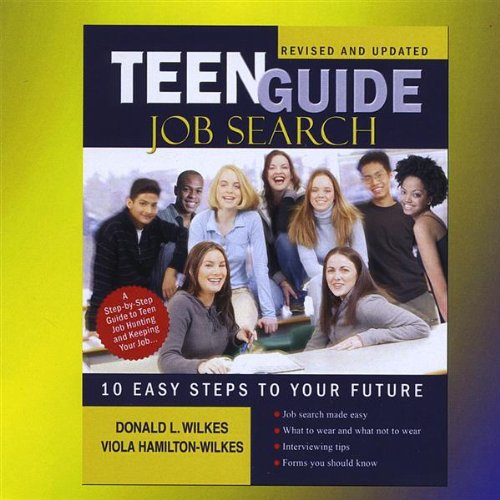 That interrupt important for teen job seekers right