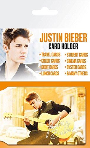 GB eye LTD, Justin Bieber, Belieber, Tarjetero