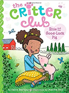 ellie and the good luck pig