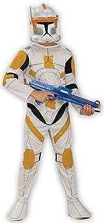 Clone Trooper Commander Cody Kids Costume - Large