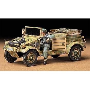 タミヤ 1/35 ミリタリーミニチュアシリーズ No.213 ドイツ陸軍 Pkw.K1 キューベルワーゲン82型 プラモデル 35213