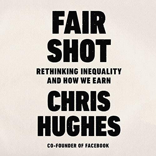 Fair Shot audiobook cover art