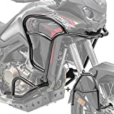 Defensas de Motor + Caballete Central Set XL para Honda Africa Twin 1100 20-21