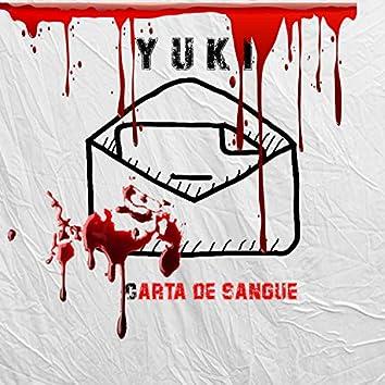 Carta de Sangue