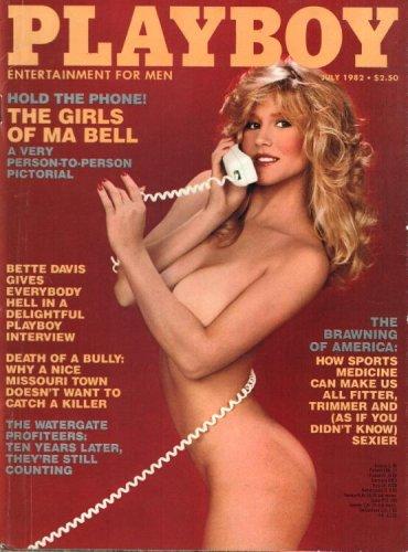 Playboy Magazine July 1982