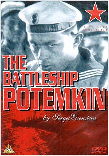 The Battleship Potemkin  [Edizione: Regno Unito] [Edizione: Regno Unito]