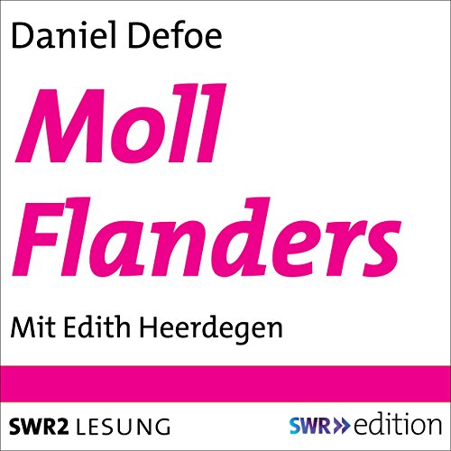 Moll Flanders audiobook cover art