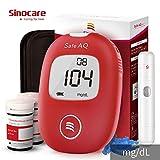 Blutzuckermessgerät Set - Safe AQ Smart - mit 50 Teststreifen