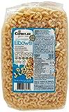 Cosenza Gluten Integral Libre De Macarrones 500 G - Paquete de 4