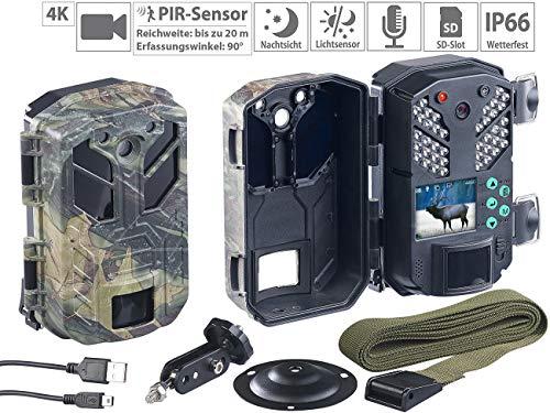 VisorTech 4K-Wildkamera WK-585 Erfahrungen & Preisvergleich
