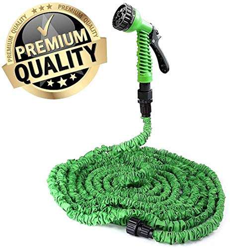 Flexibler **Premium** Magic Gartenschlauch Set ca. 23m 3/4