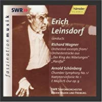 Erich Leinsdorf conducts R. Wagner: Orchestral Excerpts Ring, Parsifal & A. Sch?nberg by Erich Leinsdorf (1989-05-03)