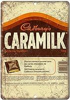 Cbury's Caramilk Candy Bar 金属板ブリキ看板警告サイン注意サイン表示パネル情報サイン金属安全サイン