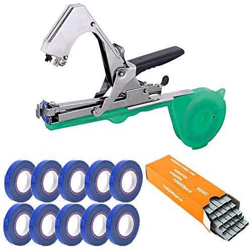 YZCH Plant Tape Tool Tapener Tying Grapes Vines Plant Garden Tying Device for Tomatoes Cucumber Vines