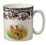 Spode Woodland Hunting Dogs Golden Retriever Mug
