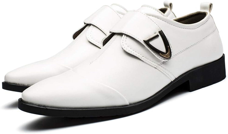 f6d4329664e1 Easy Go Business Dress shoes Men's shoes, British Leather shoes ...