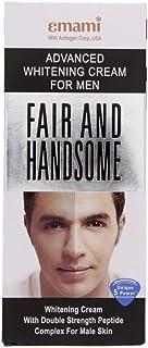 Emami Men's Fair and Handsome Whitening Cream- 50ML