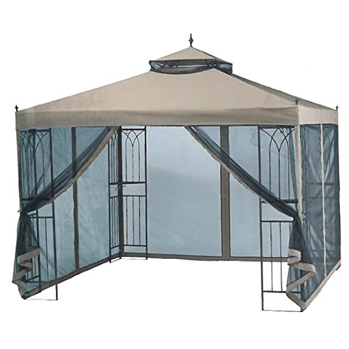 Garden Winds Replacement Canopy Top Cover for The Easy Setup 10
