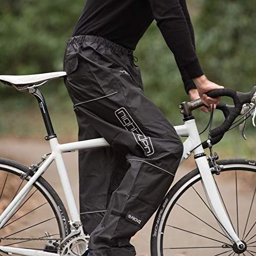 Proviz Women's Nightrider Water Proof Cycling Jacket, Yellow, US 8/UK 12/EU 40