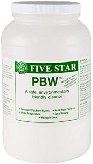 Five Star PBW - 4 lbs - Non-Caustic Alkaline Cleaner