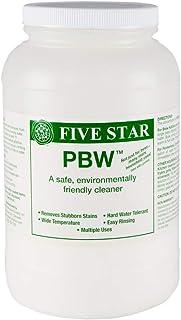 Five Star PBW - 8 lbs - Brew Cleaner Buffered Alkaline Detergent