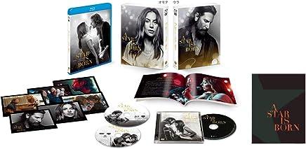【Amazon.co.jp限定】アリー/スター誕生 プレミアム・エディション (2枚組/国内盤サウンドトラックCD、ブックレット、特製ポストカードセット付)(レディー・ガガ独占インタビューDVD付) [Blu-ray]