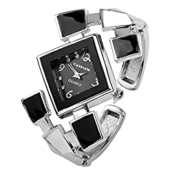 10 Best Cuff Watches With Squares