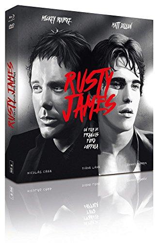 Rusty James [Francia] [Blu-ray]