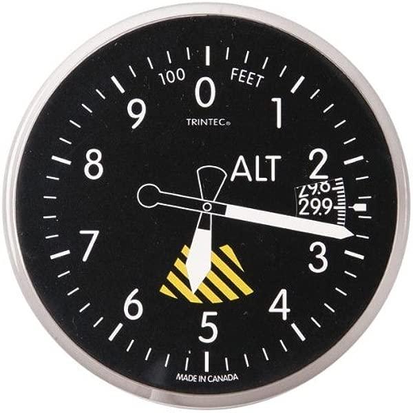 AVIATION INSTRUMENT COASTERS ROUND CLASSIC SET