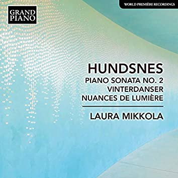 Svein Hundsnes: Piano Works