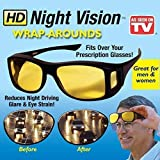Best Night Vision Driving Glasses - METEOROID HD Polarized Night and Day Vision Men's Review