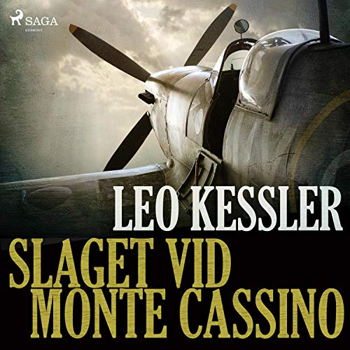 Slaget vid Monte Cassino cover art